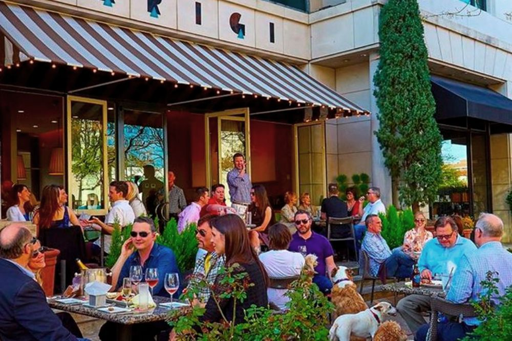 Patio Restaurants | Local Restaurants With Outdoor Patio Seating | Dining |  Austin, Texas,